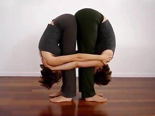 yoga challenge HOT