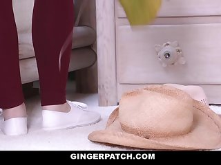 GingerPatch - Ginger Teen With Fat Ass Plowed