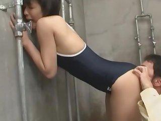 Incredible Japanese girl Nana Nanaumi in Best Fetish, Teens JAV movie